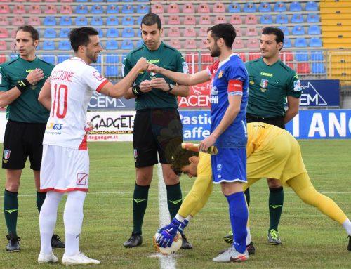 Il tabellino di Gubbio-Mantova 0-0