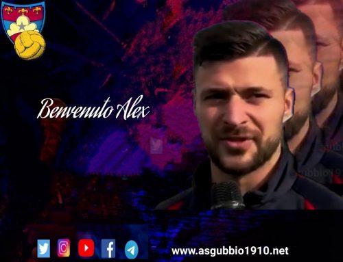 Alex Redolfi nuovo calciatore rossoblù