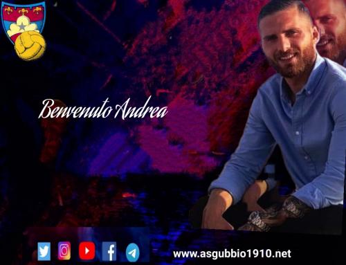 Andrea Cittadino nuovo calciatore rossoblu'